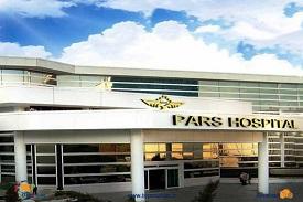 بیمارستان فوق تخصصی پارس